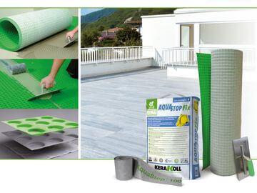 AquaExpert 3 rendszer felépítése